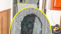 'Ghost Of Black Monk Of Pontefract' Pictured In The Home Of Britain's Most Violent Poltergeist