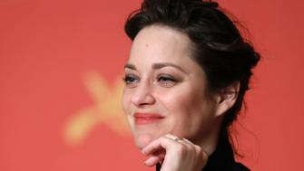 French actress Marion Cotillard attends on May 19, 2016 a press conference for the film 'It's Only The End Of The World (Juste La Fin Du Monde)' at the 69th Cannes Film Festival in Cannes, southern France.  / AFP / Laurent EMMANUEL        (Photo credit should read LAURENT EMMANUEL/AFP/Getty Images)