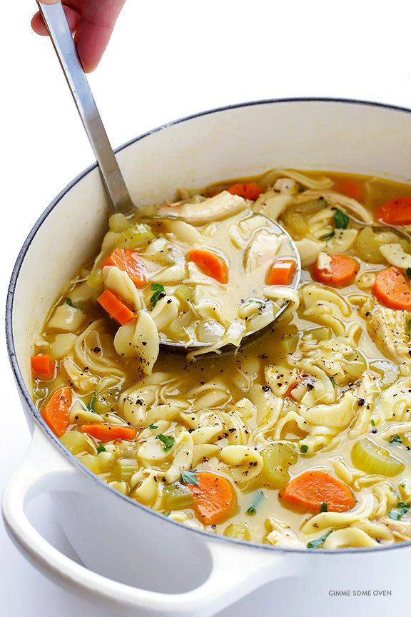 The 10 Soups You Need To Soothe An Upset Stomach Huffpost