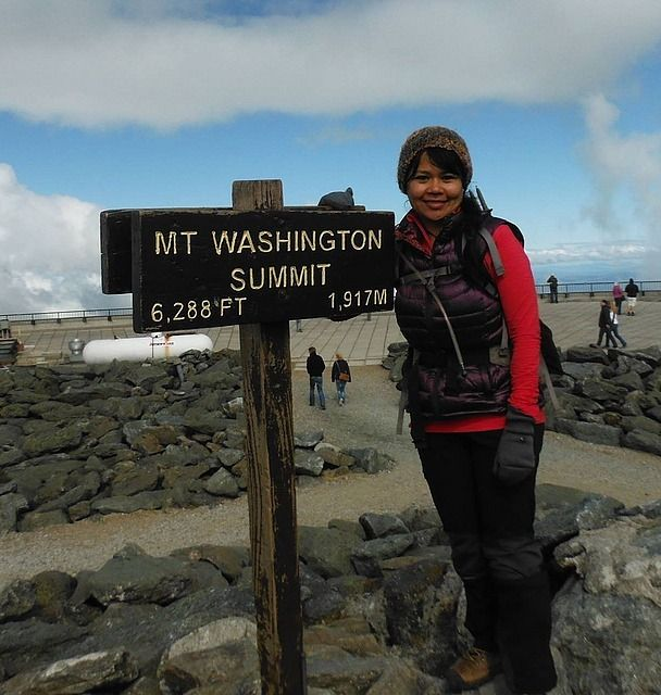 My first serious solo hike (and weekend trekking trip) was to Mt. Washington in New Hampshire.