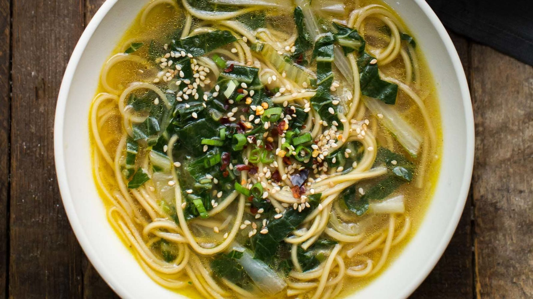 The 10 Soups You Need To Soothe An Upset Stomach | HuffPost Life