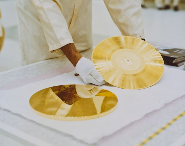 Kickstarter Gives Humans Chance To Own Voyager's Historic Golden