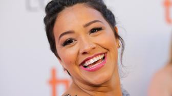 TORONTO, ON - SEPTEMBER 13:  Actress Gina Rodriguez attends the 2016 Toronto International Film Festival Premiere of 'Deepwater Horizon'  at Roy Thomson Hall on September 13, 2016 in Toronto, Canada.  (Photo by J. Countess/WireImage)