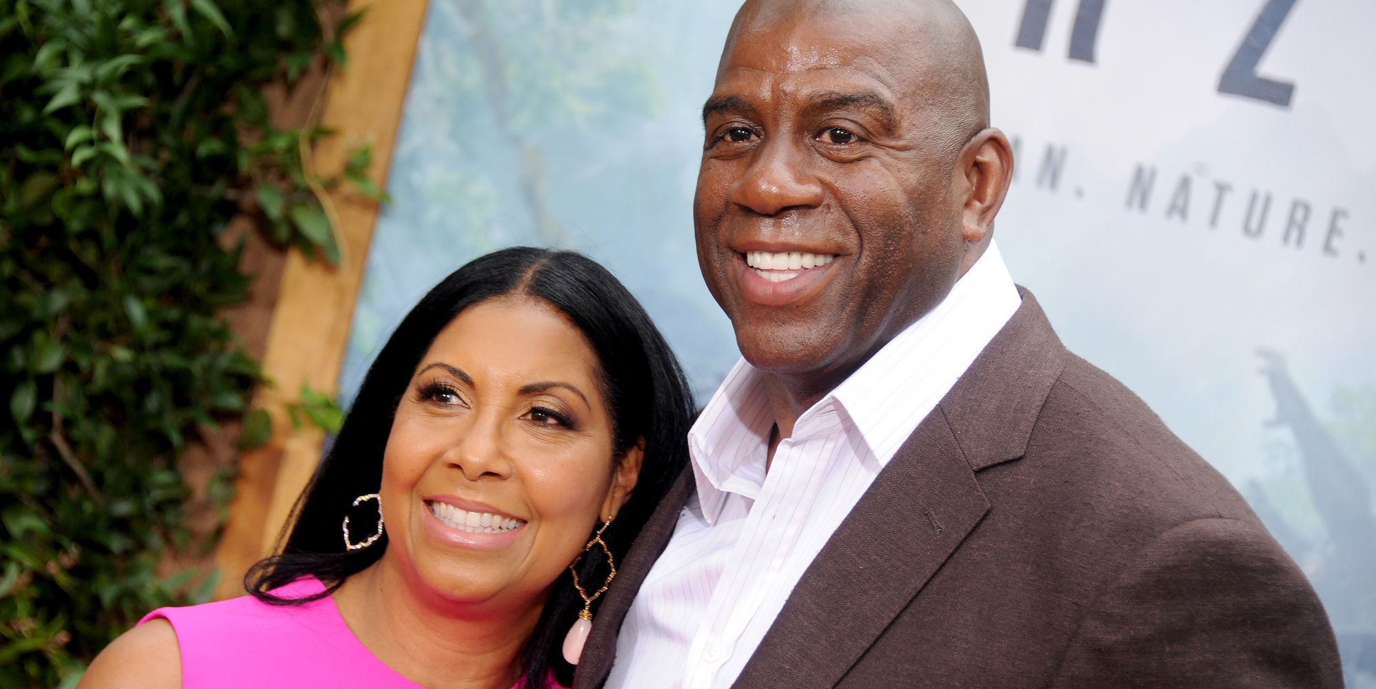 Magic And Cookie Johnson Open Up About Their Son Coming Out As Gay