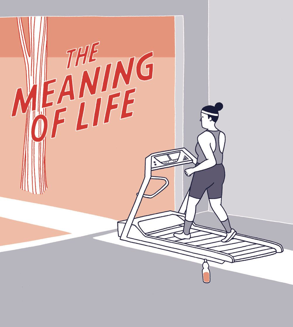 This Witty Comic Explores 'The Meaning Of