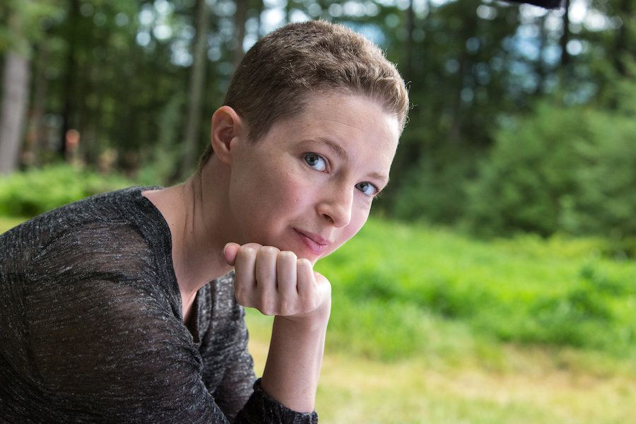 Mary Reid Kelley, 2016 MacArthur Fellow.