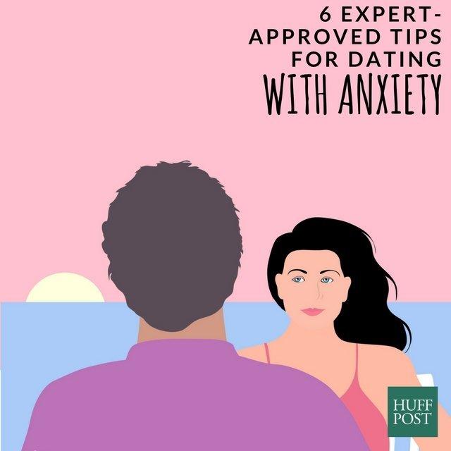 Dating an anxious woman cartoon