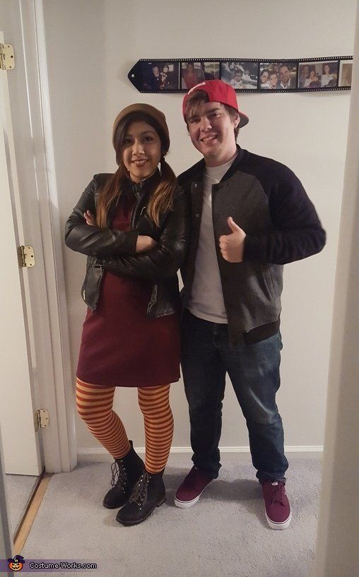 sc 1 st  HuffPost & 24 Couples Halloween Costumes That Are Anything But Cheesy   HuffPost