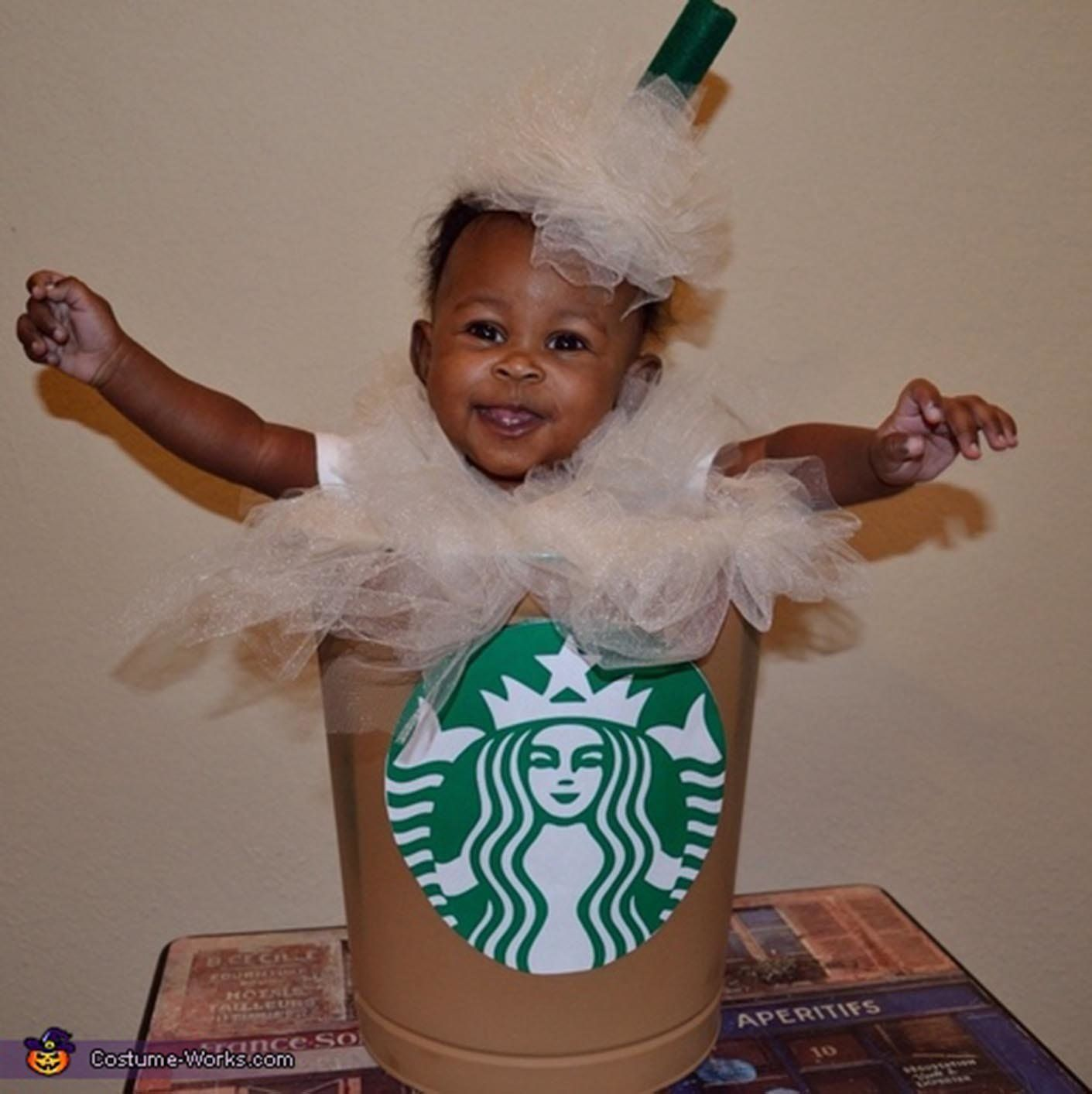 35 Adorable Baby Halloween Costumes. Via u003ca ...  sc 1 st  HuffPost & 30 Perfect Halloween Costumes For Kid And Dog BFFs | HuffPost