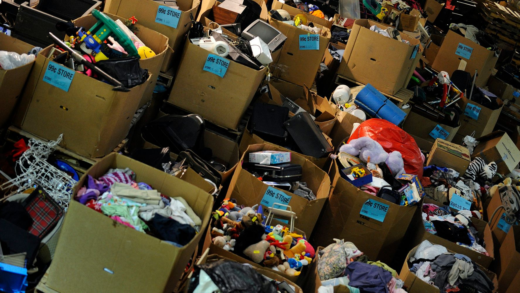 Here's What Goodwill Actually Does With Your Donated Clothes | HuffPost Life