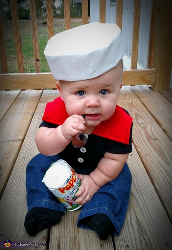 "Via <a href=""http://www.costume-works.com/costumes_for_babies/popeye-baby.html"" target=""_blank"">Costume Works</a>"