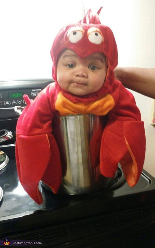 Babies Halloween Costumes Actually Couldn