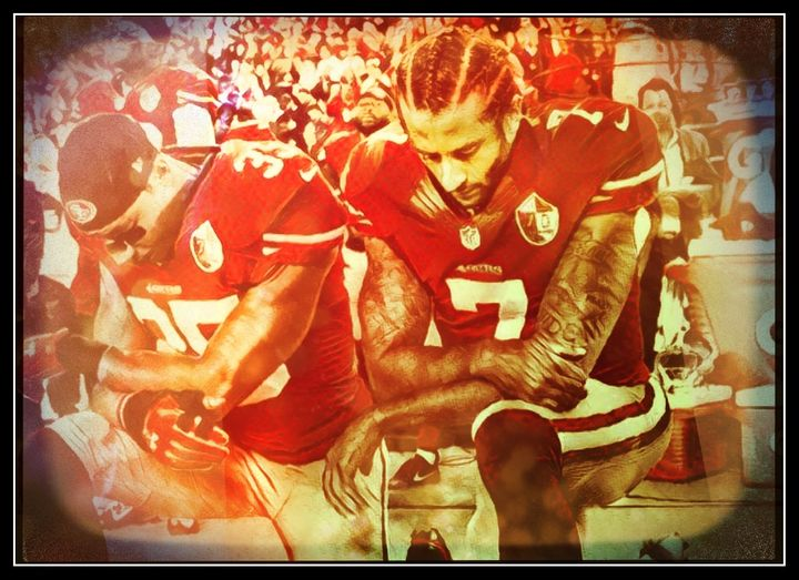 Will you take a knee America?