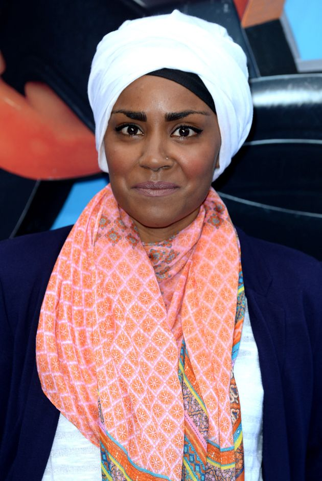Nadiya has remained in the public eye since winning the 2015 series of 'Bake