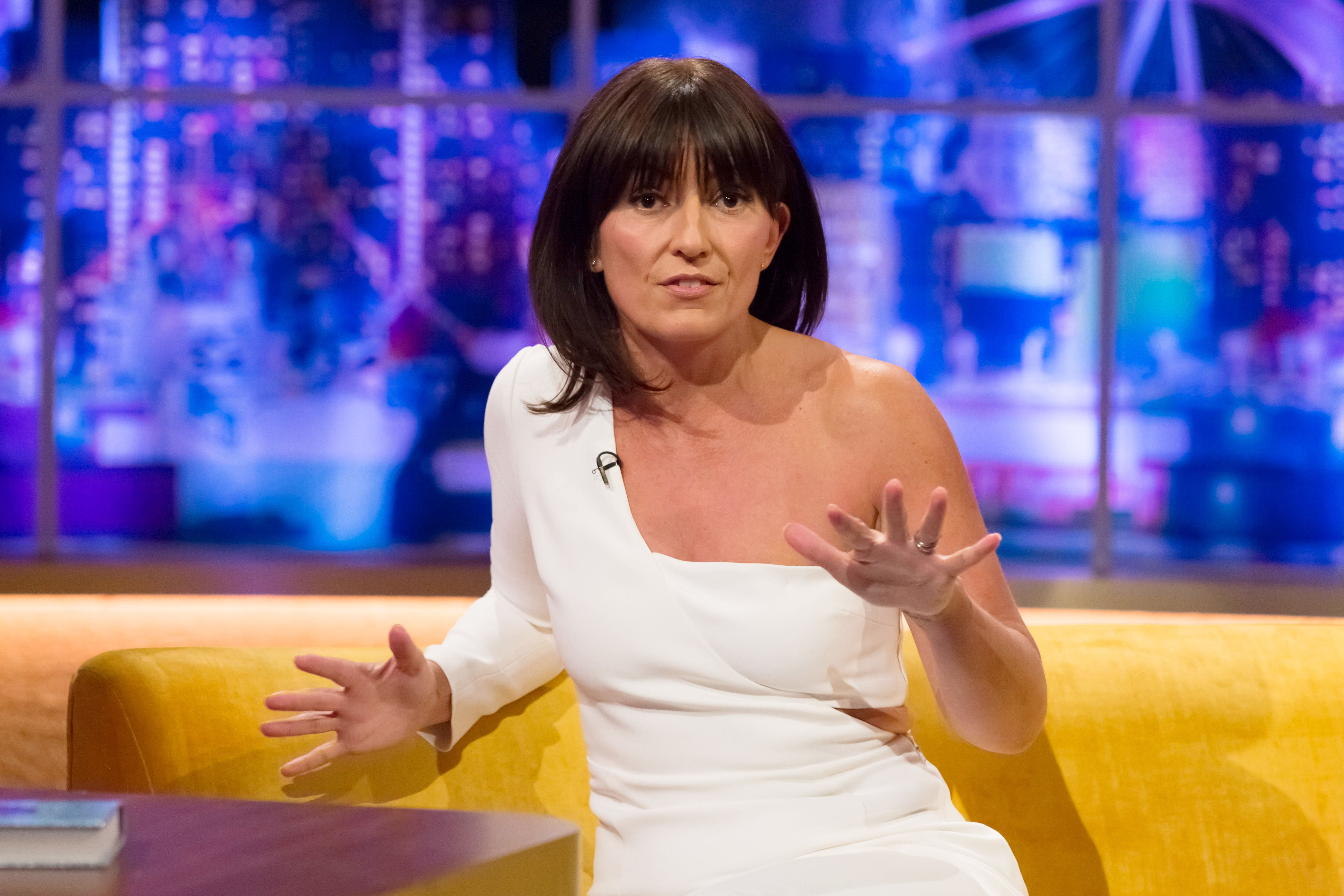 Davina Admits Surprise Over Plans For Another Series Of 'The