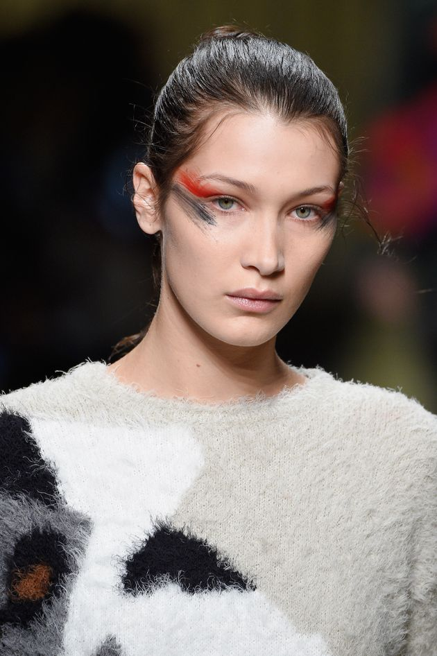 Gigi And Bella Hadid Are The Ultimate Sibling Power Couple At Milan Fashion
