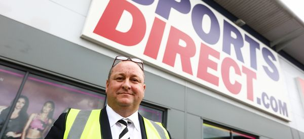 Mike Ashley Says He's 'Lost My Right Arm' After Sports Direct CEO Quits