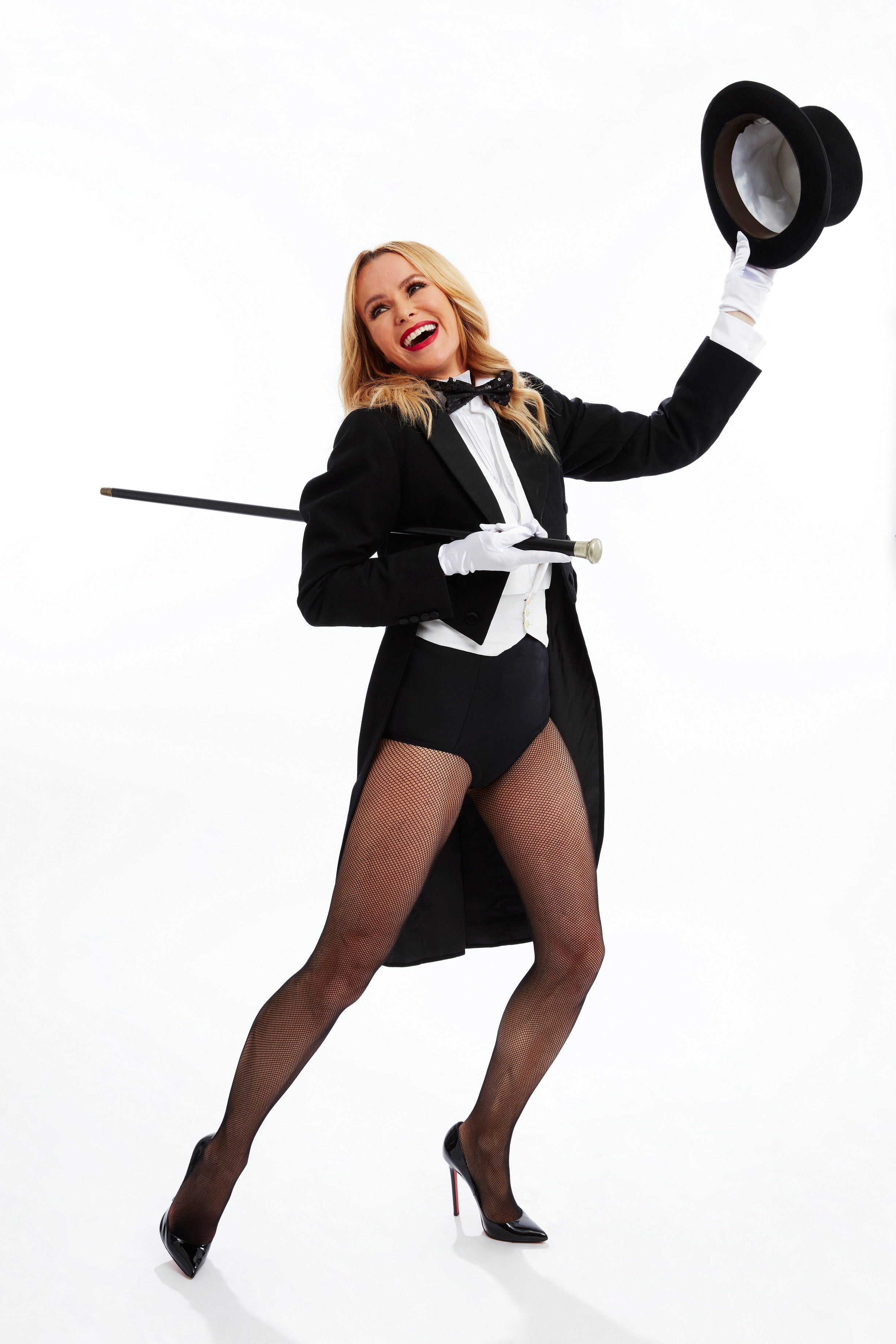 Amanda Holden To Return To The West End After Five Years