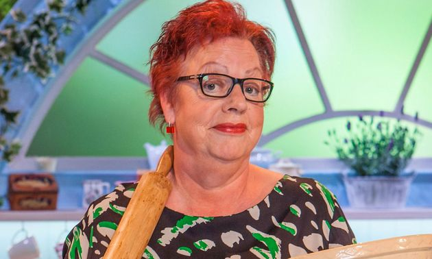 For Jo Brand, the future of 'Great British Bake Off: An Extra Slice' is