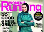 Women's Running Magazine Features Woman In Hijab On Front Cover For First Time