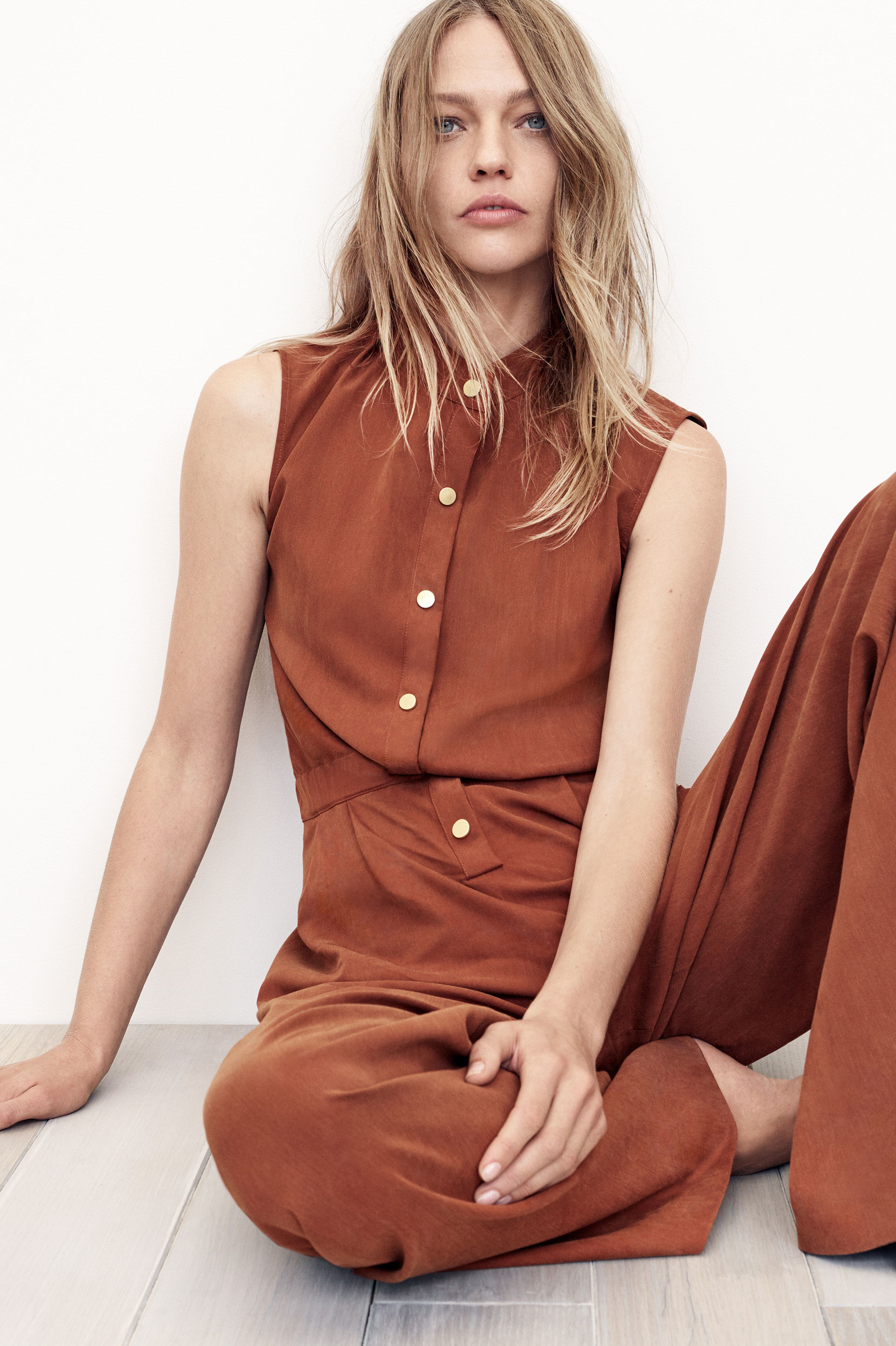 Zara's Sustainable Collection Is Giving Us
