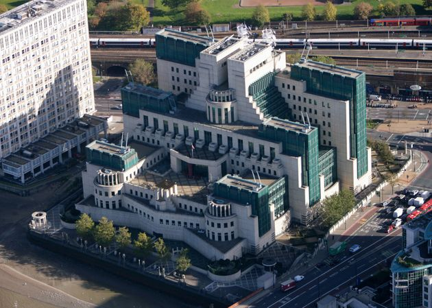 MI6 Set To Hire 1,000 New Staff As Web Increases The Risks Of Spying,