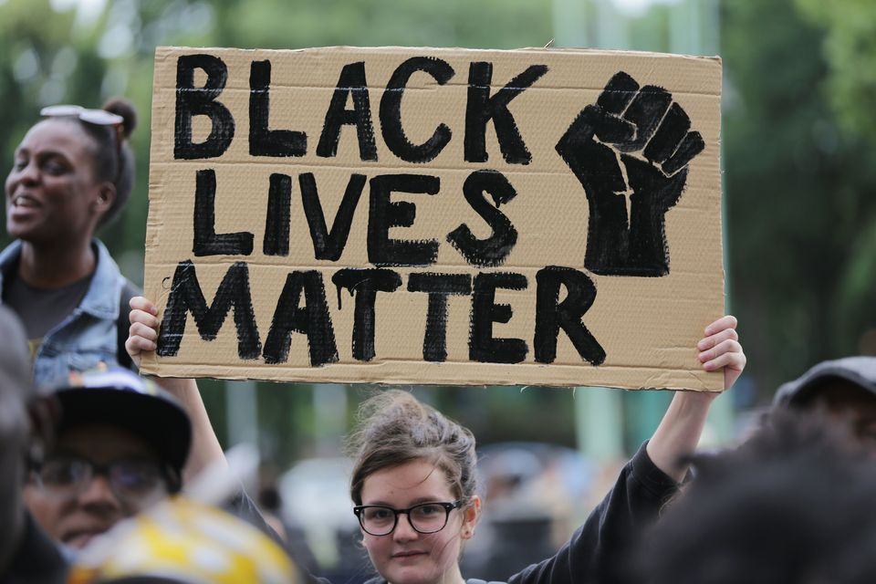 Black Lives Matter protests have spread to the