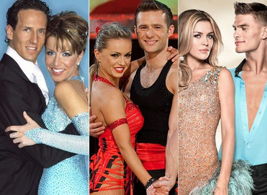 How Many 'Strictly' Winners From Years Gone By Can You Remember?