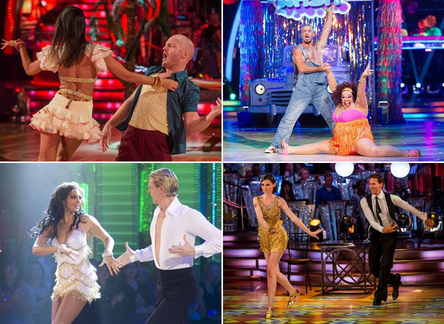 'Strictly Come Dancing': The Show's Best Ever Routines, From Caroline Flack's Charleston To Alesha Dixon's