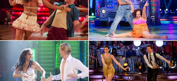 10 Most Impressive 'Strictly' Routines Ever