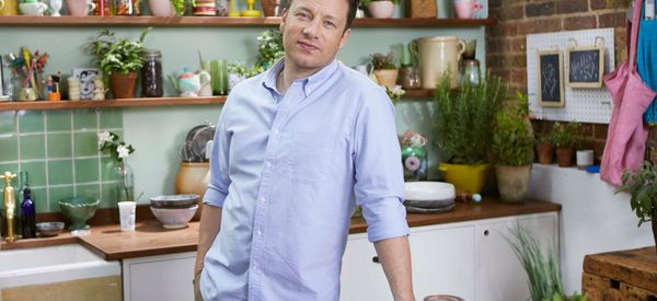Jamie Oliver Champions 'Nutritious Not Faddy' Superfoods In New Series