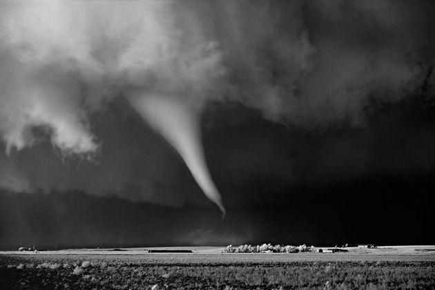 Tornado Above Farm | Syracuse,