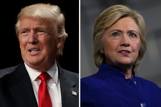 Donald Trump and Hillary Clinton will face off for their first debate at Hofstra University on Monday