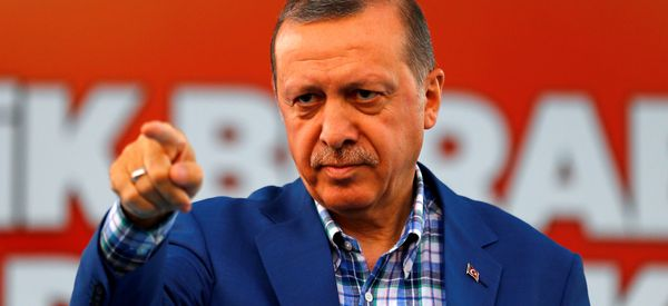 Turkish Journalists Detained For Sending Out 'Subliminal Messages' Ahead Of Failed Coup