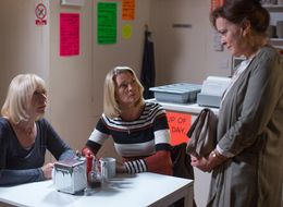 Spoiler! Is Pam About To Get Some Answers In 'EastEnders'?