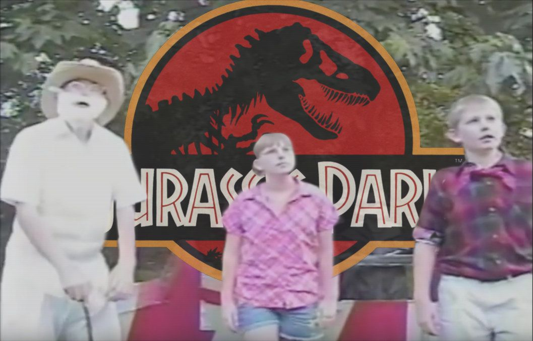 Dinosaurs run amok in a trending 2002 remake of the1993 box-office smash Jurassic Park.