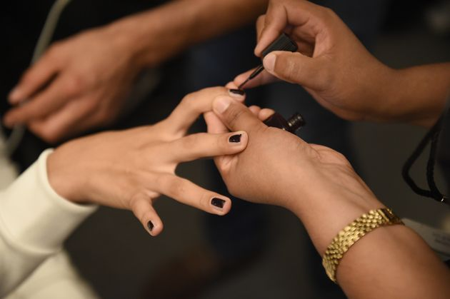 This Super Easy Trick Will Make Your Nails Look