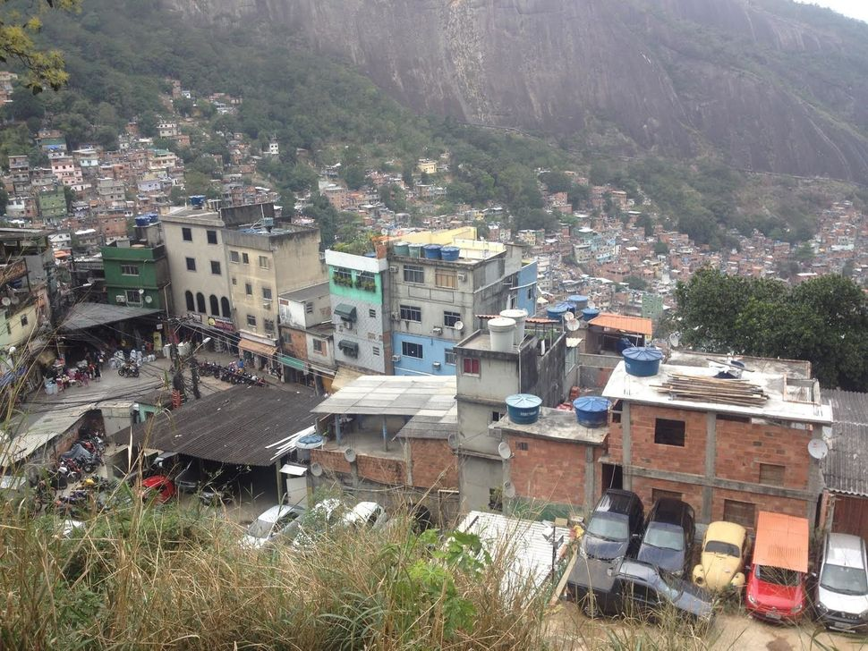 Rocinha residents fought off a cable car project in their community, arguing the money would be better spent on sanitati