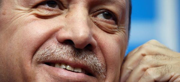 Erdogan Banned Turkish Reporter From Twitter Because He Doesn't Care What You Think