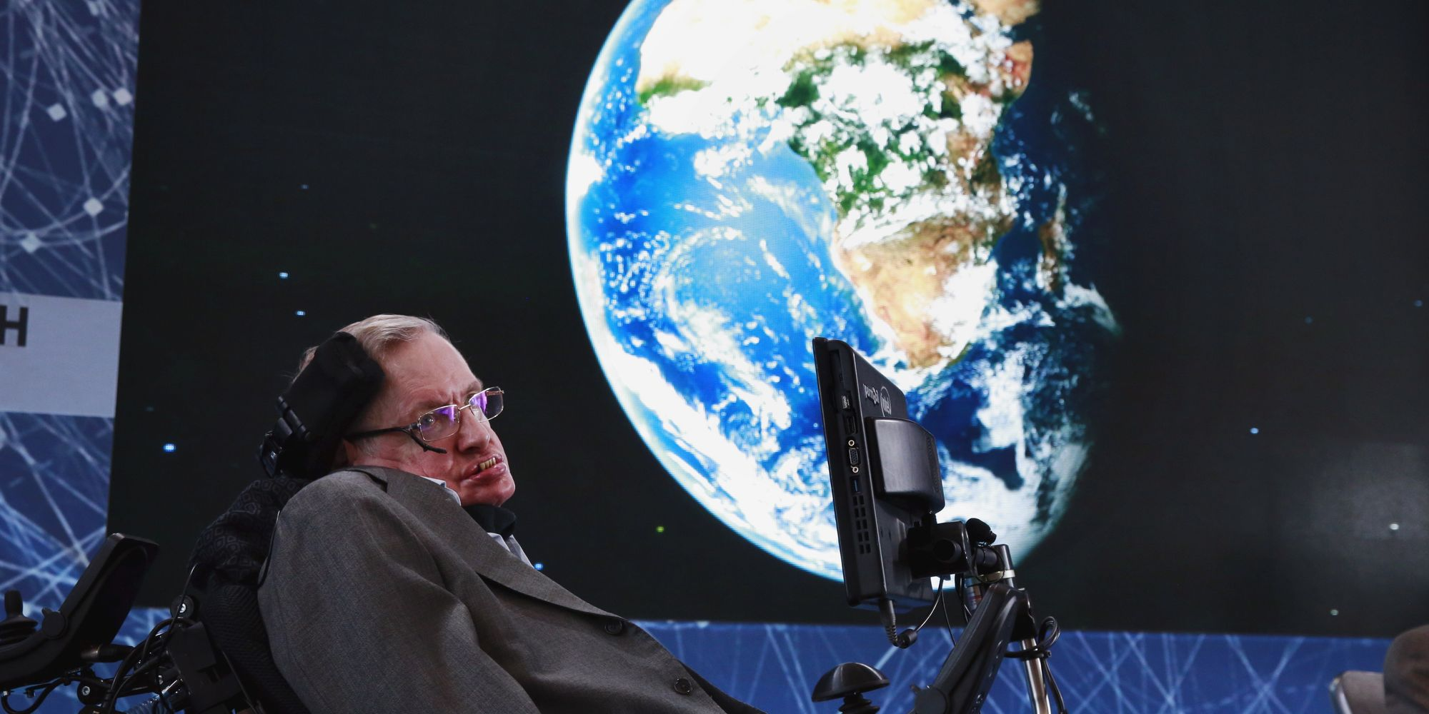 stephen hawking pictures videos breaking news if aliens call we might not want to answer says stephen hawking