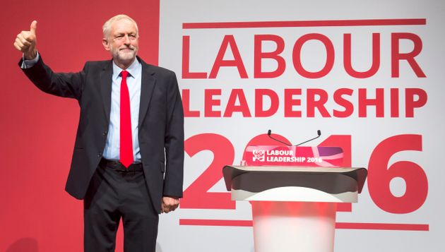 Jeremy Corbyn Re-Elected Labour Party Leader With Landslide Victory Over Owen