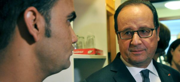 France's Hollande Says Calais Migrants To Be Dispersed Through Country
