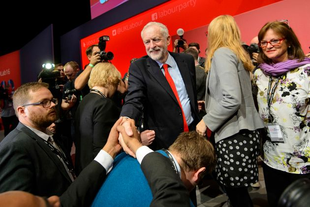 Jeremy Corbyn reasserts authority over divided UK Labour
