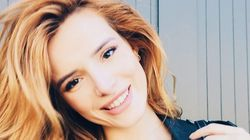 Bella Thorne Celebrates Bi Visibility Day With Instagram Of That Girl She Sometimes