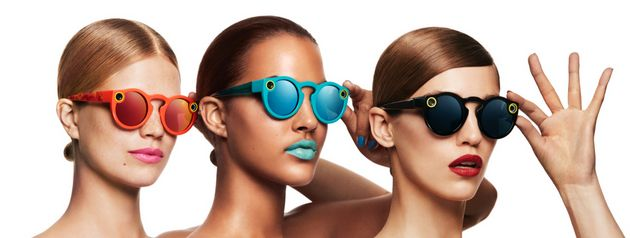 Snapchat Is Making Sunglasses With A Built-In