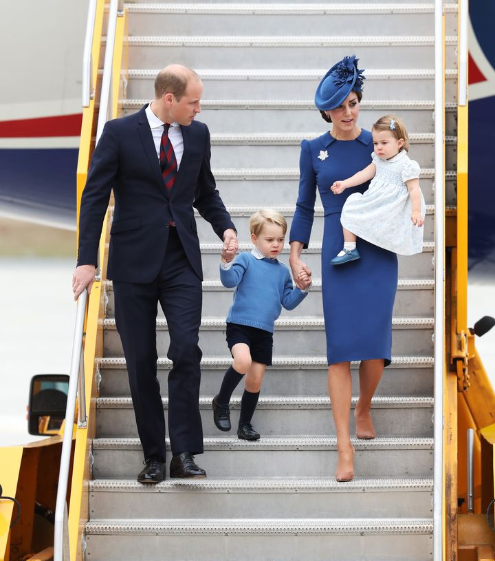 Drop Everything Prince George And Princess Charlotte Have