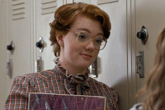 Barb? Yeah, she's dead.
