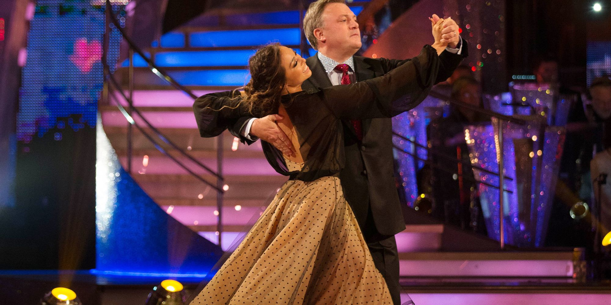 Ed Balls' 'Strictly Come Dancing' Debut Gets A Mixed Reaction From The Judges