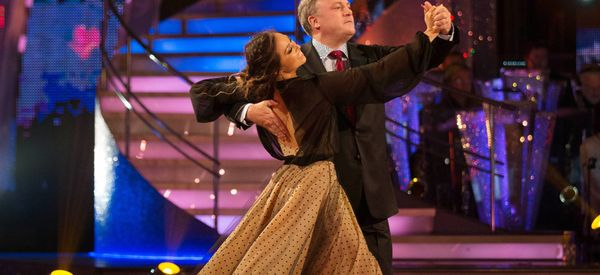 Ed Balls Gets A Mixed Reception As He Makes His Live 'Strictly' Debut