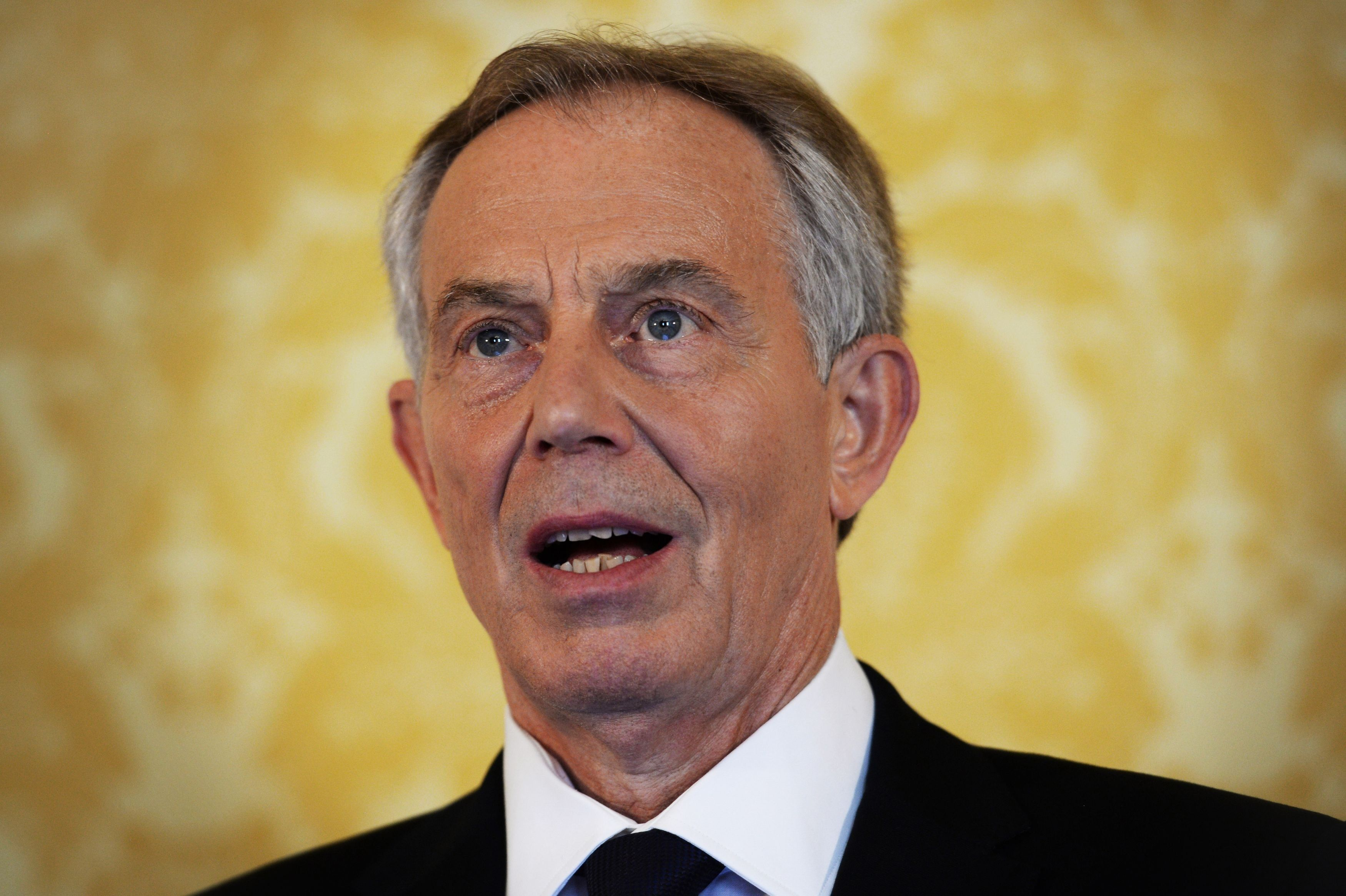 Tony Blair said he was 'very sorry' about the 'ordeal' some soldiers